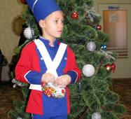 Дитячий костюм гусара, олов'яного солдатика