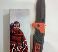 Туристичний ніж з чохлом