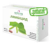 Лямбицид, 30 капс. по 600 мг