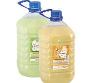 Жидкое крем-мыло, 5 л Пирана 60