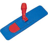 Утримувач плоского мопа (флаундер) пластиковий магнітний, 40 см M.02