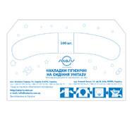 Накладки гігієнічні (у 1 фальц) в коробці Соляр-Б- 100