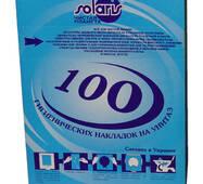 Гігієнічні накладки на унітаз Соляр-М- 100