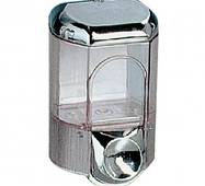 Универсальный дозатор жидкого мыла, 0,35 л. 561s