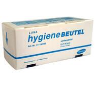 Санитарные пакеты одноразовые, 65 шт. HAGLEITNER HAG-111100100
