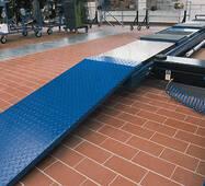 Промышленная плитка AGROB BUCHTAL Для автосалонов и мастерских