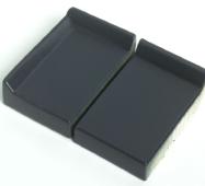 Підвіконня клінкер St.Joris Глазурований темно-сірий