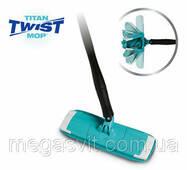 Швабра для прибирання будинку і кухні Titan Twister (Титан Твистер)