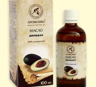 Жирное масло Ароматика Авокадо, 100 мл