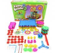Детский конструктор Funny Bricks на 81 предмет