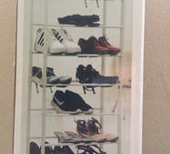 Amazing Shoe Rack - органайзер для взуття на 21 пара (полиця Эмейзинг Шу Річок)