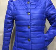Куртка жіноча синя