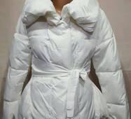 Куртка женская белая L