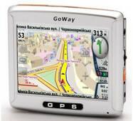 Gps навигатор GoWay 608