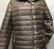 Куртка жіноча бронза