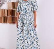 Жіноче довге плаття 293
