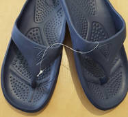 В'єтнамки чоловічі піна 41-46 розмір  синій, 46