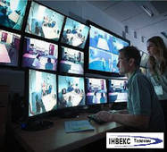 Монтаж системы видеонаблюдения предприятия