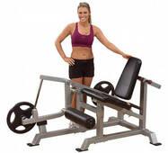 LVLE Тренажер на свободных весах BodySolid