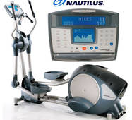 Еліптичний тренажер NAUTILUS® Elliptical E916