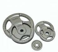 RCP 15 - 20 kg Диск для штанги олімпійський залізний