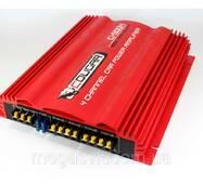 Автомобільний підсилювач потужності звуку CAR AMP 500.4