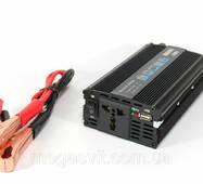 Преобразователь AC/DC 1000W 24V CHARGE (автомобильный инвертор 1000 W)
