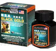 """""""Black Gold"""" (Черное золото) - таблетки для повышения потенции (16 шт)."""