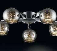 Светильник потолочный Crystal Zuma Line c0076-05h-f4fz
