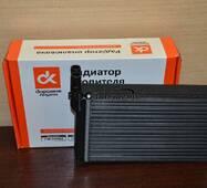 Радіатор отопителя 2108 алюм ДК