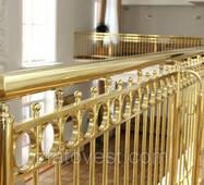 Металлические перила и лестницы, купить в Украине