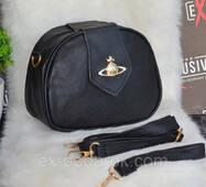 Жіноча сумка. Чорна.