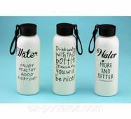 Керамічна термобутылка для води.