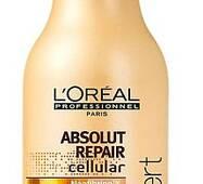 Косметика для волосся. Крем-догляд Absolut Repair CELLULAR
