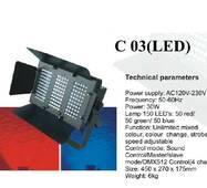 Світловий прилад SVTG Led C-03