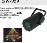 Світловий прилад  Power Light SW-959