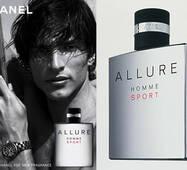 Парфумерія оптом. Туалетна вода Chanel Allure Sport For Men