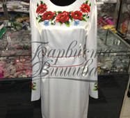 Вишита сукня БЖСЖ-003