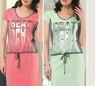 Сукня з кулиской на поясі