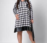 Женское  платье, большой размер, 532