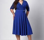 Женское  праздничное платье 525
