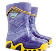 Гумові чоботи DEMAR STORMIC LUX PRINT j (Джинс), 28-35, купити в Дніпрі