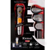 БритваKemei MP 5580 7в1 для стрижки волос (триммер, машинка)