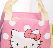 Термо сумка для детей Hello Kitty