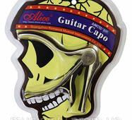 Alice A007H/BR каподастр для акустической гитары, металл