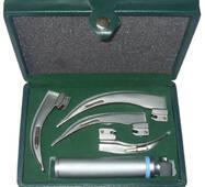 Ларингоскоп Mcintosh в наборе 4 шпателя SURGIWELOMED