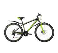 """Велосипед 26"""" Avanti SPRINTER рама 17"""" чорно-зелений"""