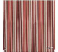 Ткань для штор в мелкую цветную полоску
