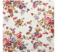 Ткань для штор веночек роз