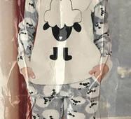 Женская теплая пижама Турция 11282